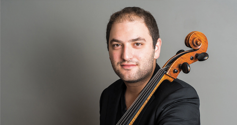 MasterWorks II: Julian Schwarz, Cello
