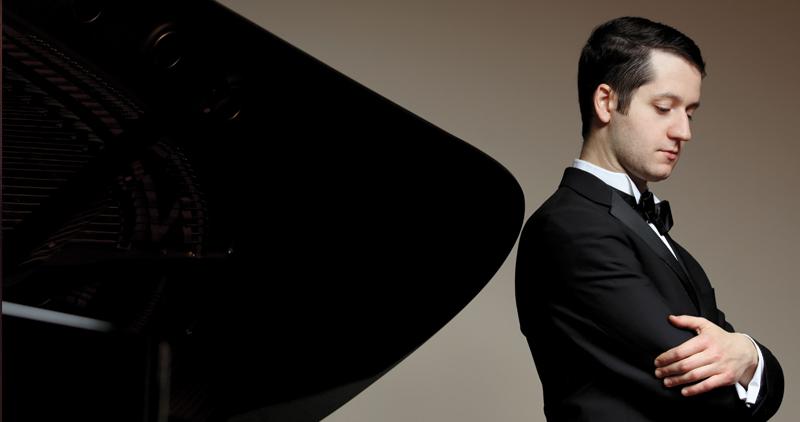 MasterWorks III: Nikita Mndoyants, Piano